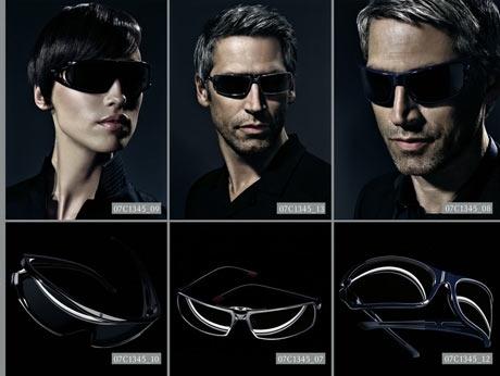 Bộ sưu tập kính mắt thời trang của Mercedes