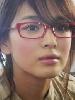 Xinh hơn nhờ đeo kính thuốc cận