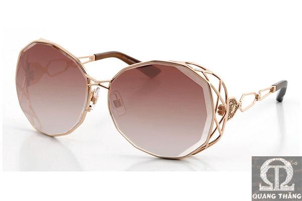 Swarovski Brilliant Gold Sunglasses