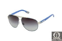 Dolce & Gabbana DG2099 1084/8G SILVER BLUE/GREY SHADED