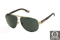 Dolce & Gabbana DG2099 1081/71 GOLD BLACK DARK BROWN/GREY GREEN