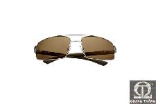 Cartier T8200718 SANTOS DE CARTIER RIMMED SUNGLASSES