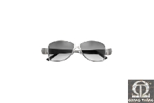 Cartier T8200722 C DECOR RIMMED SUNGLASSES