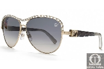 Swarovski Carrie Gray Sunglasses